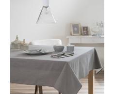 Tovaglia grigio antracite in tessuto 140 x 250 cm ÉTINCELLE