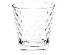 Bicchiere in vetro HONEY