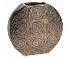 Vaso in gres H 26 cm BOHEMIA