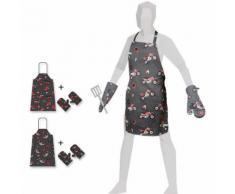 Booster Grembiule e guanti da forno