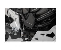 Protezione pompa SW-Motech Acqua - Argento/nero. Yamaha Ténéré 700 (19-)., nero