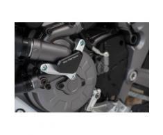 SW-Motech Protezione pompa argento/nero - modelli Ducati acqua