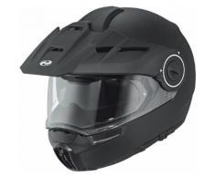 Held H-E1 Stuoia di moto casco nero Nero S