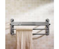 Porta asciugamani da muro acquista porta asciugamani da - Amazon porta asciugamani bagno ...