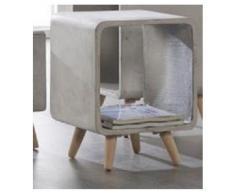 Tavolino CUBY design in concreti