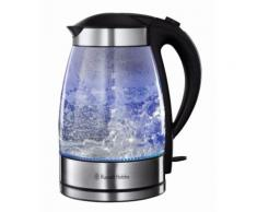 Russell Hobbs Bollitore in vetro Illuminating , 1.7 L, 3000 W - Clear