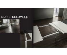 Zamagna tavolo allungabile modello Columbus 130