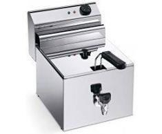 CHEFLINE Friggitrice Snack 8 Capacità Vasca litri min. 3/5 max