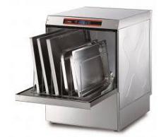 CHEFLINE Lavastoviglie Elettronica Trifase Cesto 50x60 Dosatori Detergente e Brillantante installati