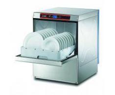 CHEFLINE Lavastoviglie Elettronica Trifase Cesto 50x50 H Max 31Cm Dosatori Detergente e Brillantante installati