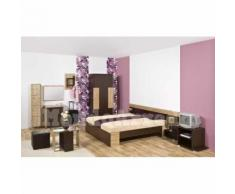 ARUBA - Arredo camera d'albergo matrimoniale - g) Appendino