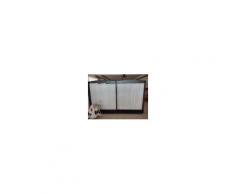 Parete divisoria cornice mobile in legno (tela incl.) per ristorante, hotel, albergo
