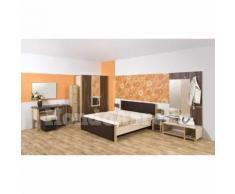 BAHAMI - Arredo camera d'albergo matrimoniale - g) Appendino