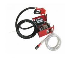 Varan Motors Pompa benzina o diesel autoadescante, 230 V 60 l/min. - 550 W - pistola con arresto
