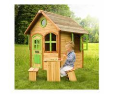 Casetta per bambini JULIA cm.120 x h.174 - Onlywood
