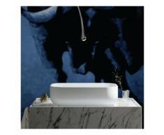 Lavabo da Appoggio in Solid Surface modello Linfa Relax Design