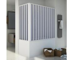 Box Doccia Sopravasca 70x140CM H150 PVC mod. Santorini Centrale - FORTE