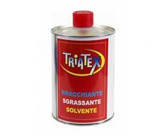 12 TRIELINA PURA LT 1 GRASSANTE SMACCHIATORE TESSUTI MOQUETTE PELLAMI ACCIAIO - TRIATEX