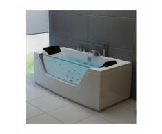 Vasca idromassaggio ECO-DE® HYDROSANA 160x80x68 cm