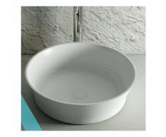 Lavabo da Appoggio in Solid Surface modello Revo Relax Design