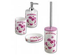 Hello Kitty Accessori Bagno Serie Flower
