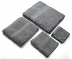 Set Asciugamani Grigio
