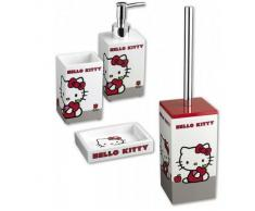 Hello Kitty Accessori Bagno Serie Apple