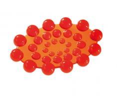 Portasapone Da Appoggio Arancio Modello Spot