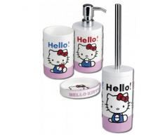 Hello Kitty Accessori Bagno Serie Hello