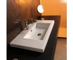 Lavabo Modello Cangas 45x120 Vasca Singola