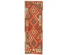 Tappeto Kilim Afghan Old style 63x188 Tappeto Orientale, Passatoia