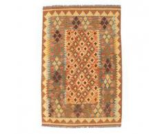 Tappeto Kilim Afghan Old style 100x147 Tappeto Orientale