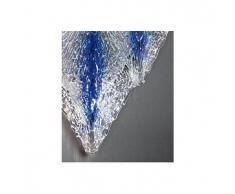 7432515427479Alaska - Plafoniera Sogni di Cristallo Colore : trasparente - Seleziona il numero di Luci : 25 - Dimensioni : Larghezza 100 x Larghezza 165 - In Vetro di Murano