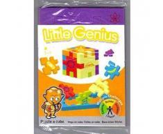 Cube HAPPY CUBE LITTLE GENIUS NATURA Gioco Puzzle 3d Per bambini 3A+