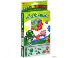 Cube HAPPY CUBE MARBLE Gioco Puzzle 3d Set 6 Happy Cube Per bambini 3A+