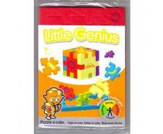 Cube HAPPY CUBE LITTLE GENIUS METEREOLOGIA Gioco Puzzle 3d Per bambini 3A+