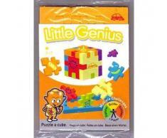 Cube HAPPY CUBE LITTLE GENIUS VEICOLI Gioco Puzzle 3d Per bambini 3A+