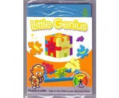 Cube HAPPY CUBE LITTLE GENIUS FRUIT Gioco Puzzle 3d Per bambini 3A+