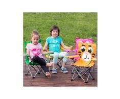 Sedia Pieghevole per Bambini Animali