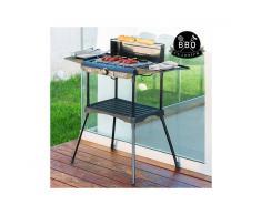 Barbecue Elettrico con Gambe BBQ Classics YR4