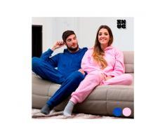 Coperta-pigiama con Maniche Snug Snug