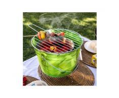 Barbecue a Carbonella Bucket