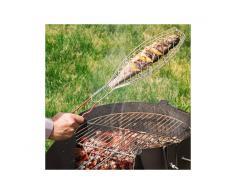 Barbecue Individuale per Pesce