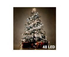 Luci di Natale Bianche (48 LED)