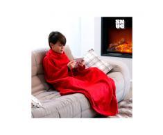 Coperta per bambini Snug Snug super soffice con maniche