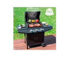 Barbecue a Gas con Grill BBQ Classics 1857