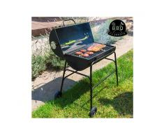 Barbecue a Carbone Cilindrico BBQ Classics 1871VA