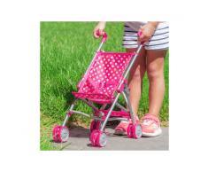 Passeggino per Bambolotti Pink