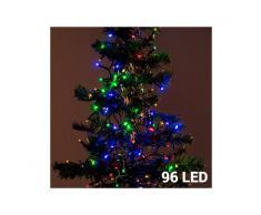 Luci di Natale Multicolor (96 LED)