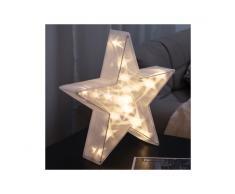 Stella di Natale (20 LED)